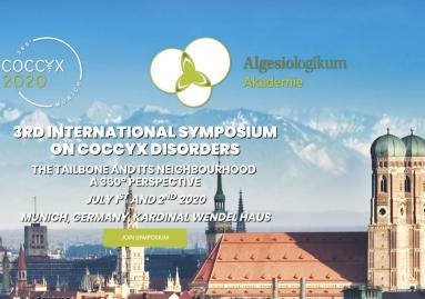 Coccyx Symposium 2020 in Munich
